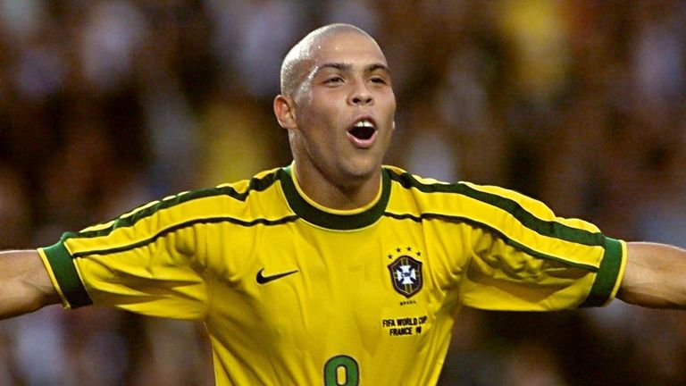 RONALDO TO RANGERS: Upon leaving Barcelona in 1997, the best player in the world had an offer from Rangers, but he opted to join Inter Milan instead.