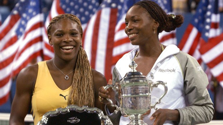 Serena and Venus Williams: Comments about sisters cause one-year ban for Russia's tennis chief