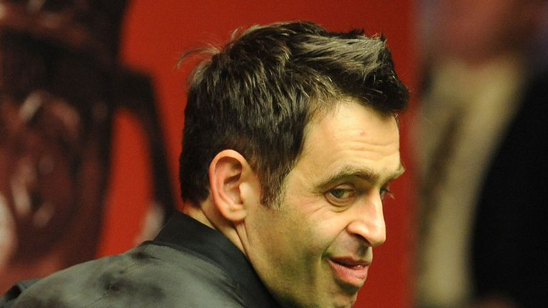 Ronnie O'Sullivan: Five-time world champion won the Champion of Champions title with victory over Judd Trump in the final