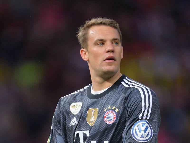 the latest 1c410 5ad3e Manuel Neuer - Bayern Munich | Player Profile | Sky Sports ...