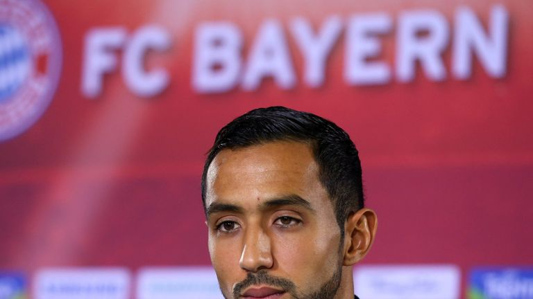 Medhi Benatia: Attracted interest from Manchester City, Chelsea, Barcelona and Real Madrid