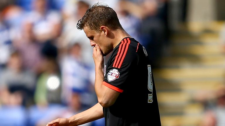 Matt Smith: Rescued a point for the visitors