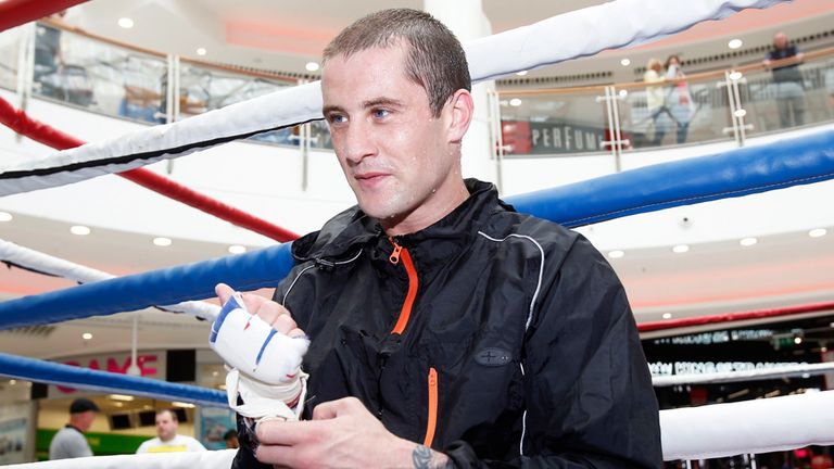 Ricky Burns: Faces Figueroa in American debut