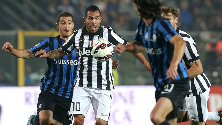 Cristiano Ronaldo Photos Photos - Atalanta BC vs. Juventus ...  |Juventus- Atalanta
