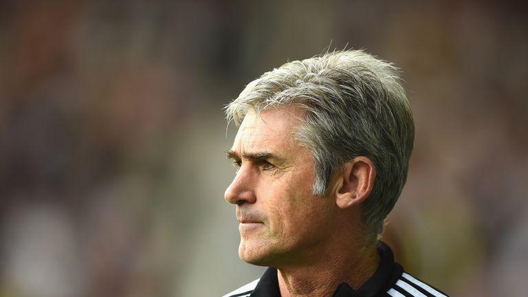 Alan Irvine, West Brom v Burnley, Premier League