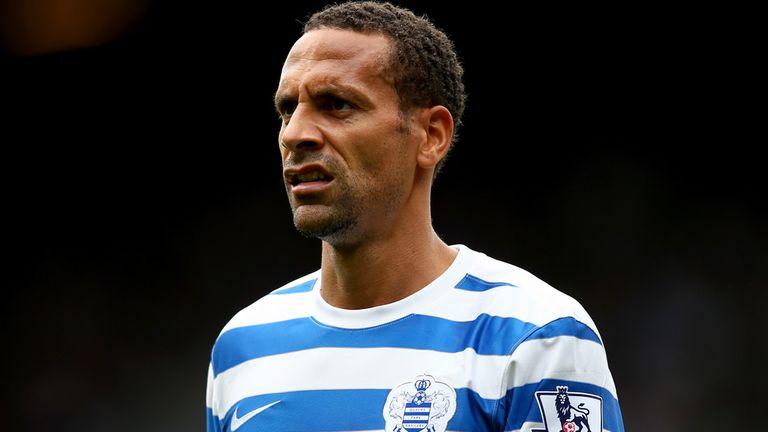 Rio Ferdinand QPR Prem Lge