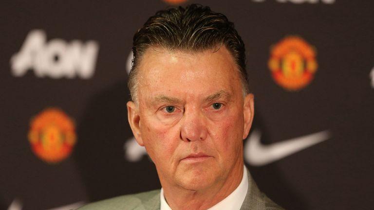 Manchester United Boss Louis Van Gaal Seeks Top-quality
