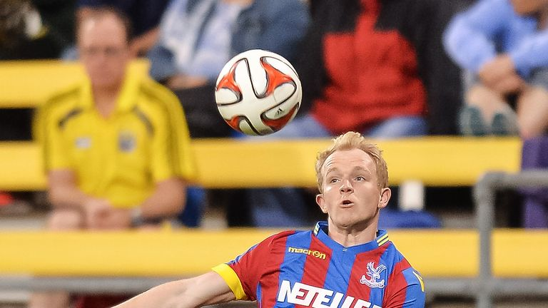 Jonny Williams: Staying at Crystal Palace as Neil Warnock assesses his options