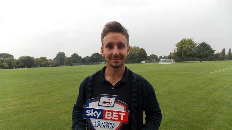 Matt Tubbs, AFC Wimbledon, Sky Bet League Two Player of the Month for August 2014 award