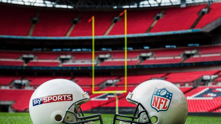 Sky Sports and NFL: new five-year deal agreed