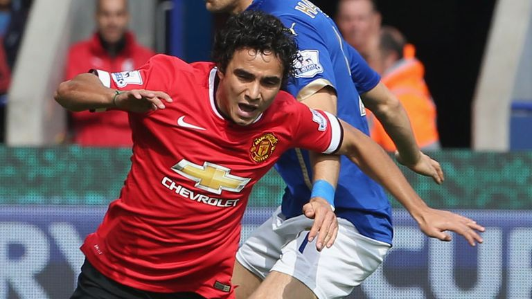 Rafael was a popular player at United but this was his last season there