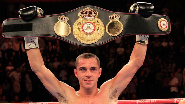 Scott Quigg: Kept hold of his WBA title