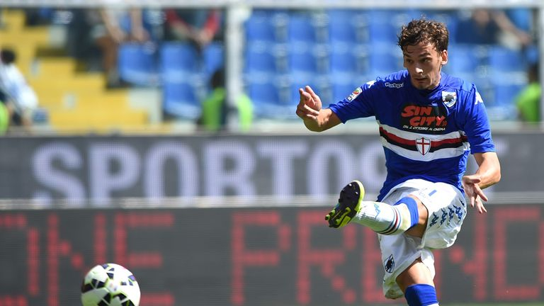Manolo Gabbiadini: Switches Sampdoria for Napoli