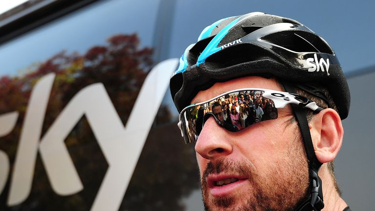 Sir Bradley Wiggins is hoping to challenge high up the general classification