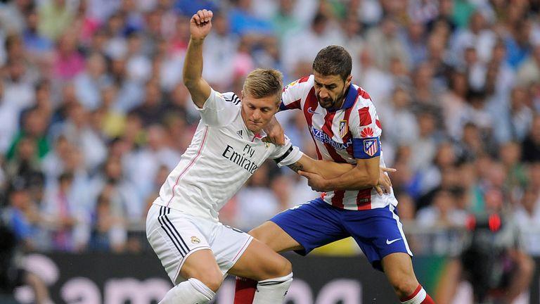 Toni Kroos has played every La Liga game this season