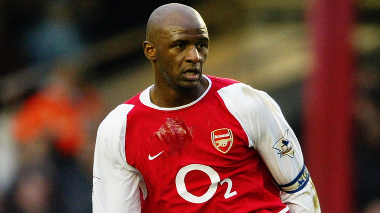1b26ab344 Patrick Vieira s 40th birthday  40 stats from his career