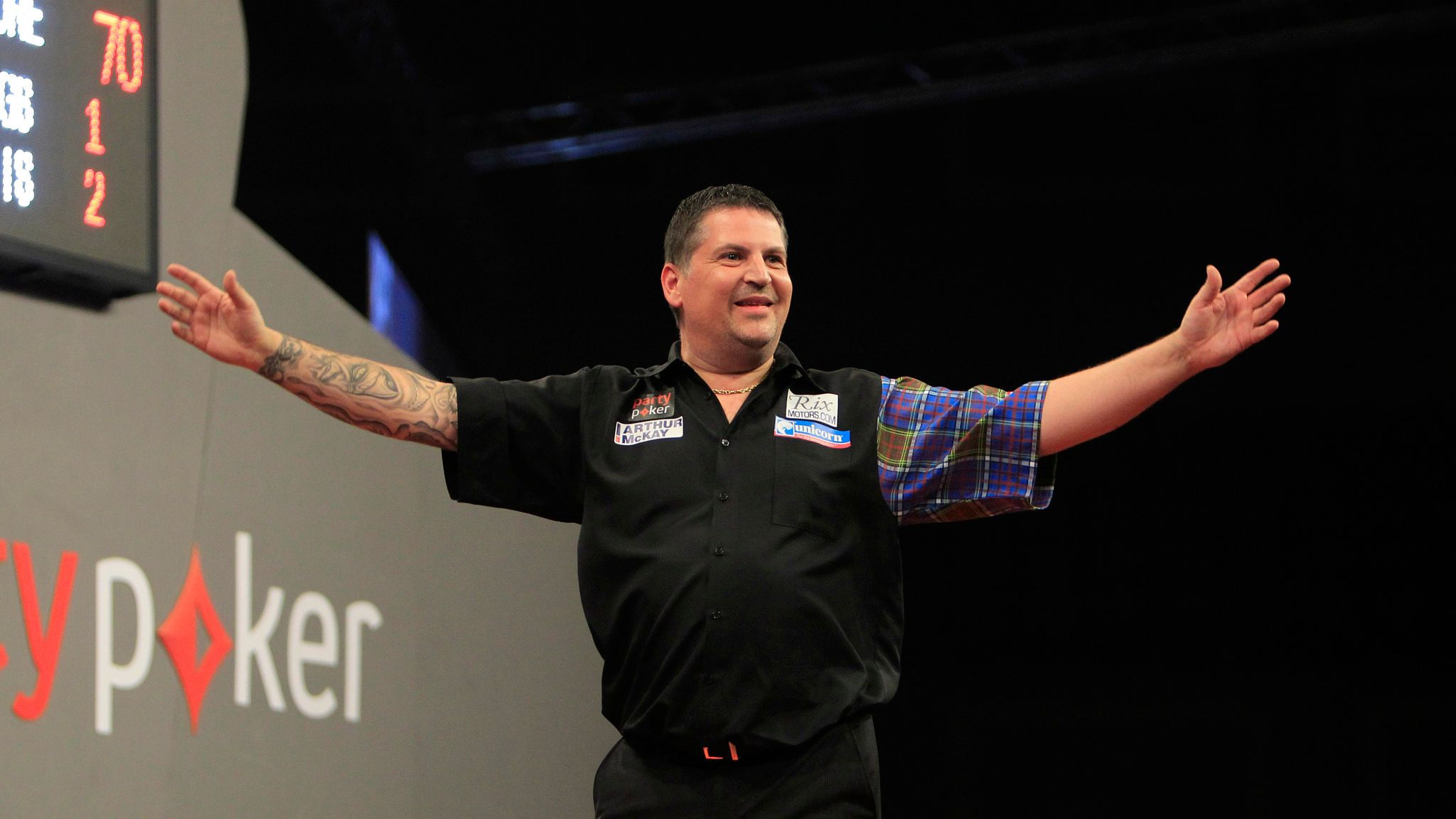 Grand Slam of Darts: Wayne Mardle previews the action and picks his group winners