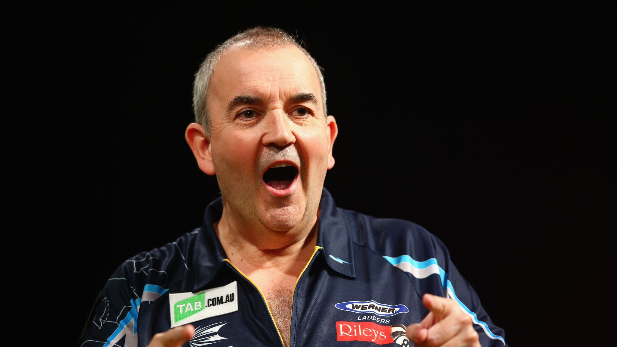 Phil Taylor to slow down in 2015 with retirement planned in 'two or three years'
