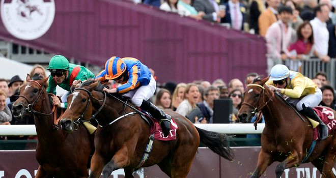 Found powers clear to win the Marcel Boussac