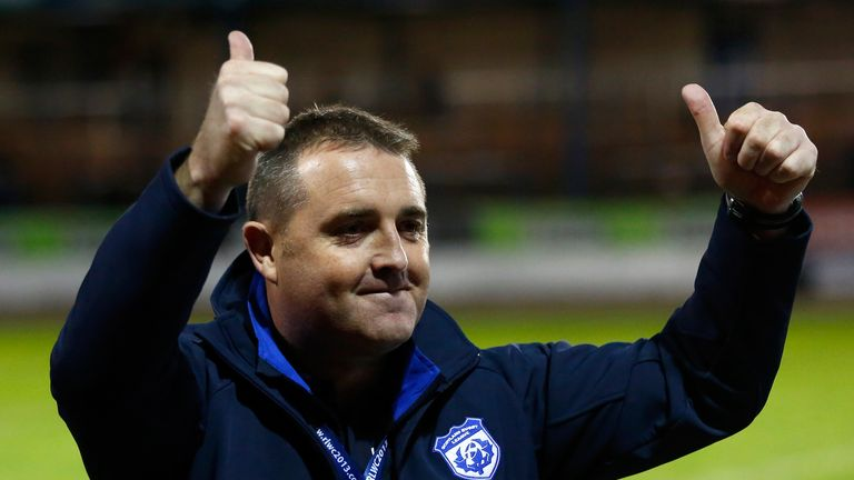 Coach Steve McCormack is happy to give Scotland youngsters an opportunity