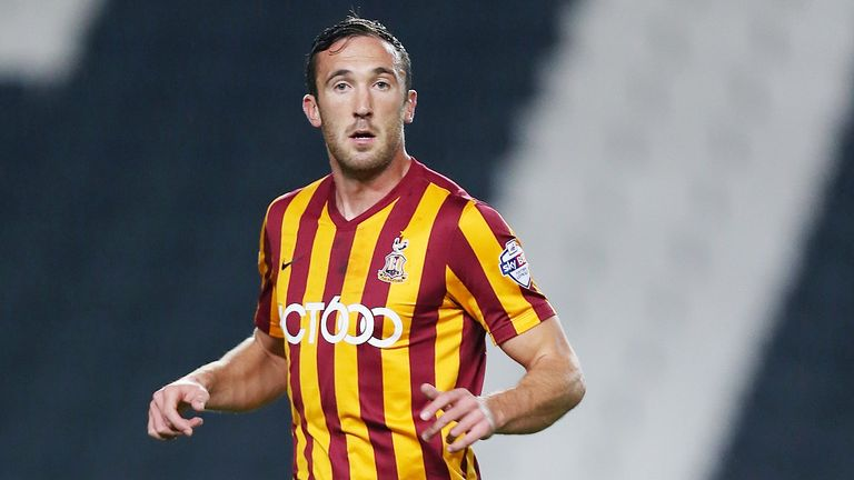 Bradford's Rory McArdle has been called up by Northern Ireland