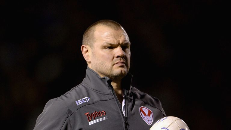 Keiron Cunningham: St Helens educated by NRL champs