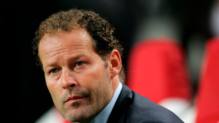 Danny Blind played with distinction for Sparta Rotterdam, Ajax and Netherlands