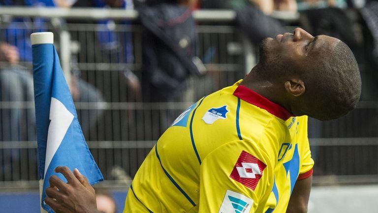 Anthony Modeste: On target for Hoffenheim