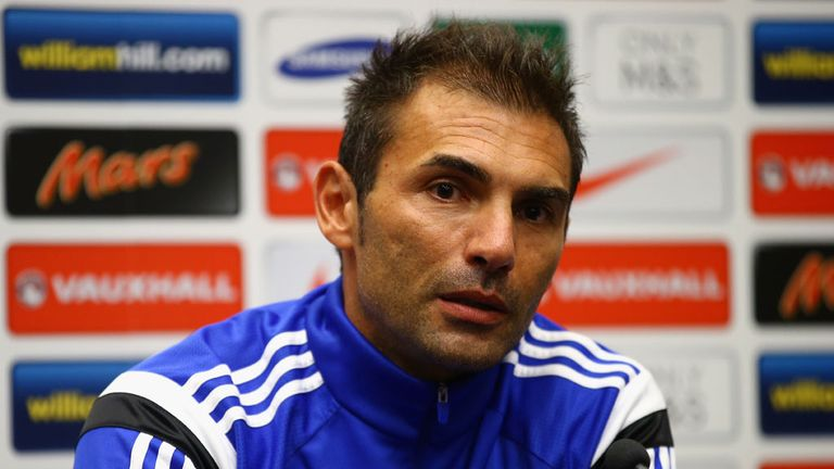 Pierangelo Manzaroli: San Marino boss ready for Wembley test