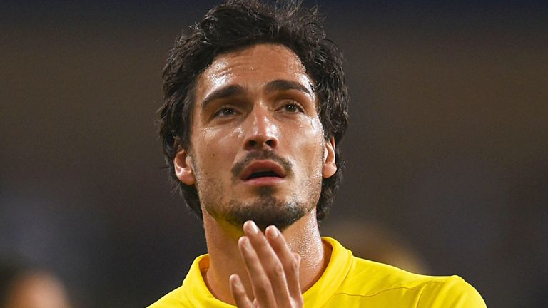 Mats Hummels: Frustrated by Dortmund's loss of form