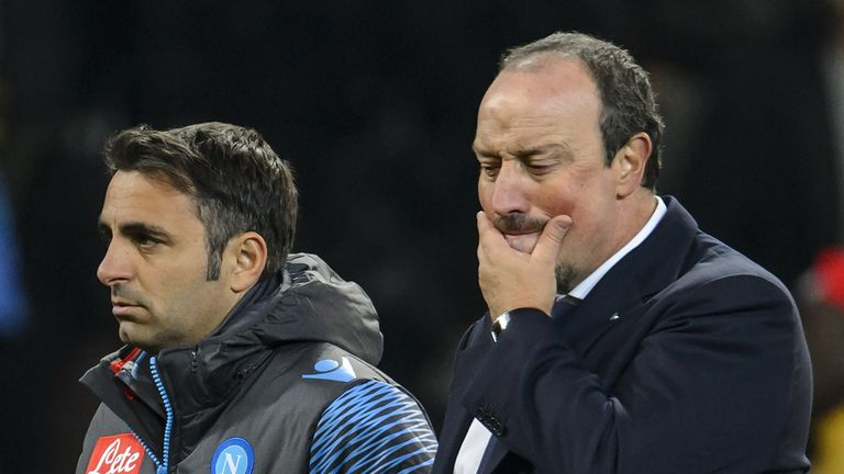 Benitez: Food for thought in Switzerland