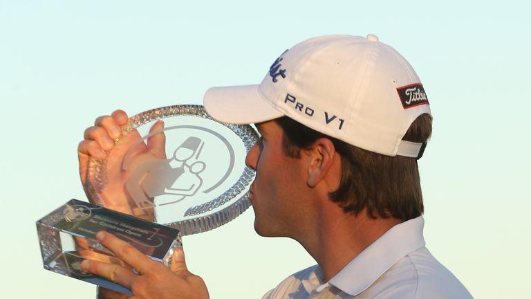 PGA Tour: Ben Martin wins Shriners Hospitals for Children