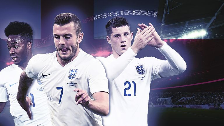 England team at the 2018 World Cup - Who will start in Russia?