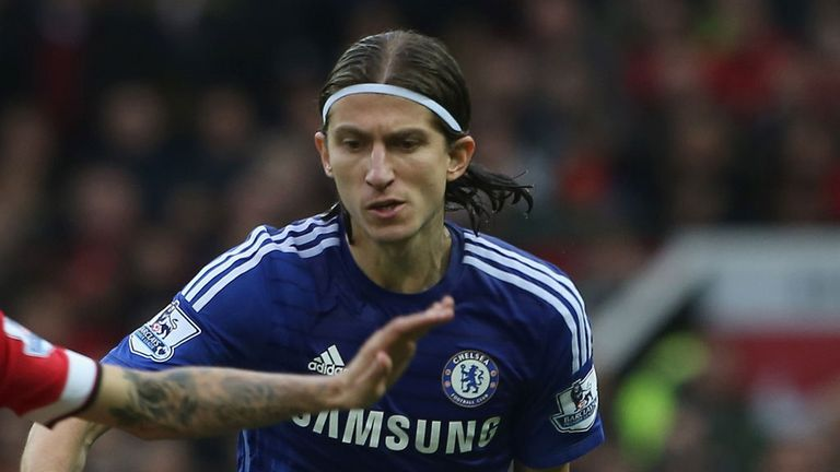 Filipe Luis: Completed his defensive duties well on his first Premier League start, but will have wanted to get forward more. 6/10