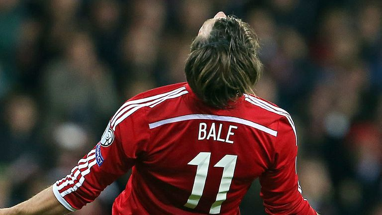 Gareth Bale and Wales have a tough assignment when they travel to Belgium on Sunday