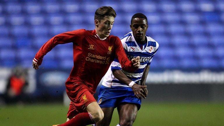 42. Harry Wilson, 17 (Liverpool): The winger who won his grandad £125,000 upon making his Wales debut at 16 has, predictably, been likened to Gareth Bale.