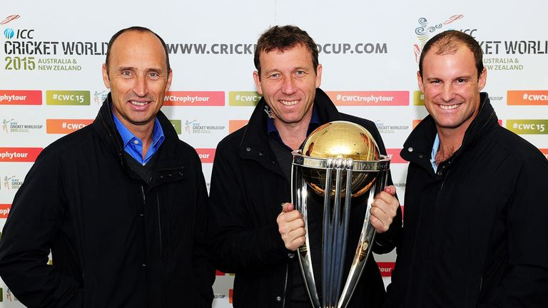 Sky Sports will continue to show live coverage of ICC Cricket World Cup