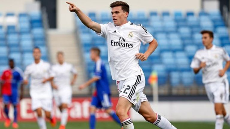 45. Jack Harper, 18 (Real Madrid): A traditional number 10 with a knack for a spectacular goal, Harper is also a regular for Scotland's youth teams.