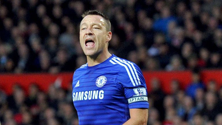John Terry: Similarly, the Chelsea captain didn't make any mistakes in particular and was solid. 6.5/10