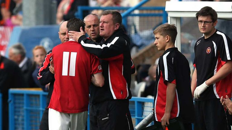 Karl Marginson: FC United of Manchester manager looking forward to new home