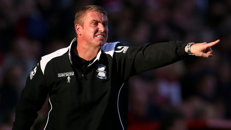 Lee Clark: Sacked by Birmingham City