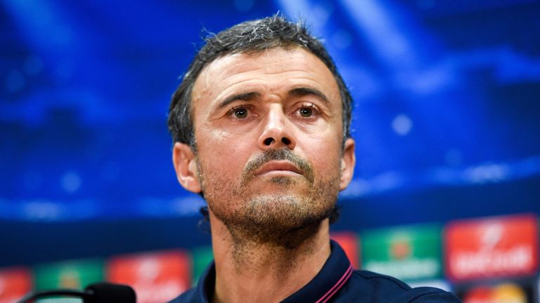 Luis Enrique: Looking for more with FC Barcelona