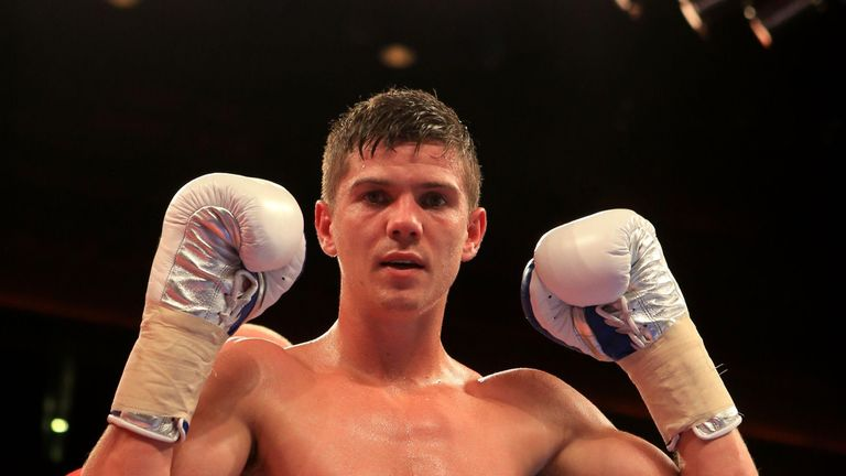 Luke Campbell: Took time off lat year following father's diagnosis