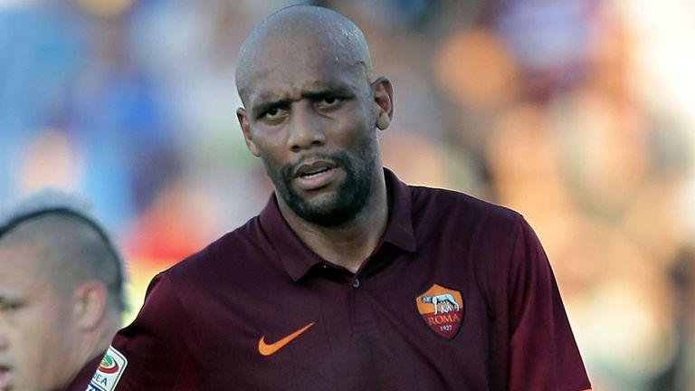 Maicon: Delighted to commit to Roma