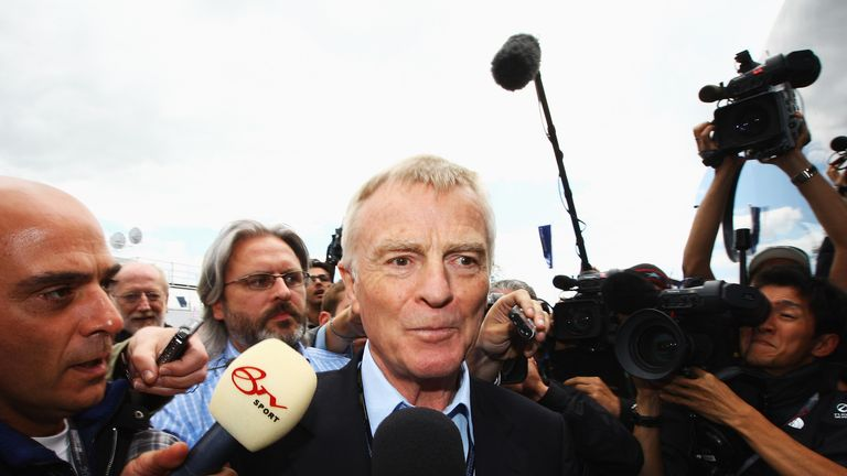 Max Mosley: Tried to introduce budget cap