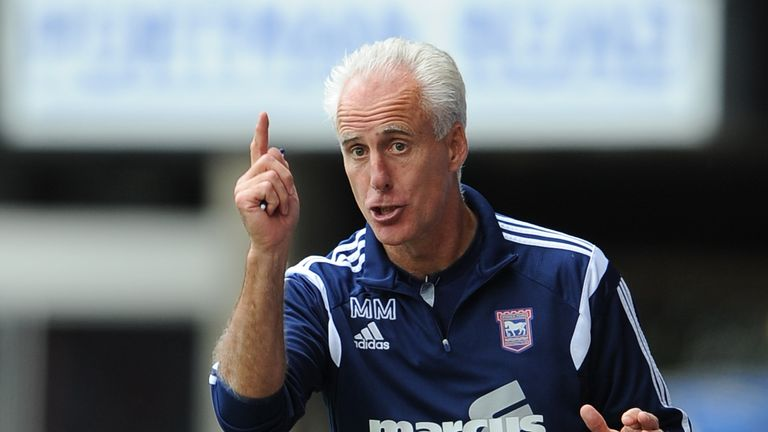 Mick McCarthy: Four wins in September