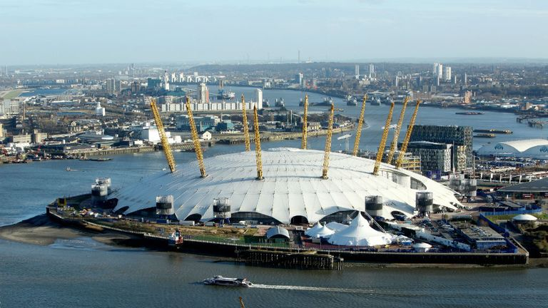 Atp Tour Finals 2020 ATP confirms World Tour Finals staying in London until 2020
