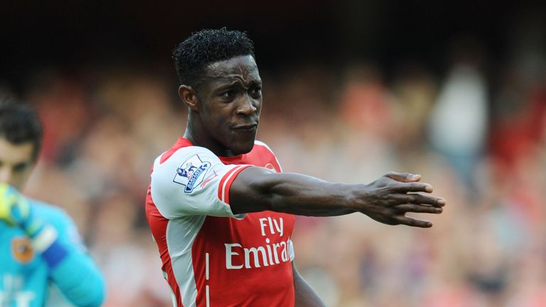 Danny Welbeck received the second-highest number of abusive posts