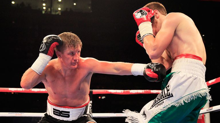 Bradley Saunders might have fallen short in Beijing but won the European title a year later