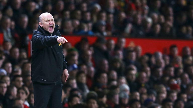 Mike Phelan: Short spell at Norwich ended last month